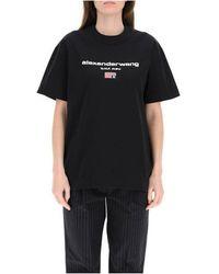 Alexander Wang T-shirt Negro