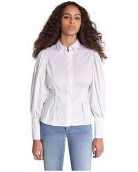 Salsa Camisa - Weiß