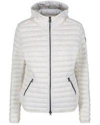 Colmar 2224R Short Jacket - Bianco