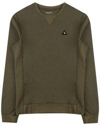 Le Coq Sportif Sweatshirt - Groen