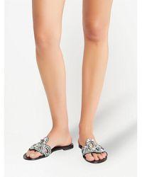 Bikkembergs Sandals Negro