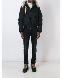Parajumpers Jacket Azul - Negro