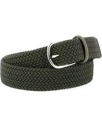 Anderson's Elastic Belt - Groen