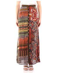 Desigual Skirt - Rood