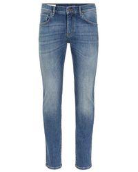 J.Lindeberg Jay Active Indigo Jeans - Blauw