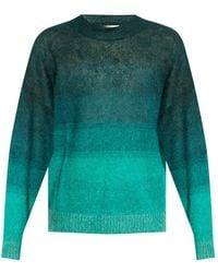Isabel Marant Mohair Sweater - Groen