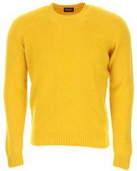 Drumohr Sweater - Geel