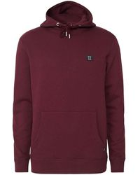 Les Deux Piece Hoody - Rood