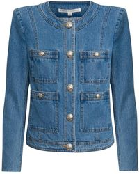 Veronica Beard Jacket - Blauw