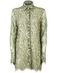 Ermanno Scervino Shirt - Groen