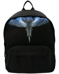 Marcelo Burlon Backpack - Zwart