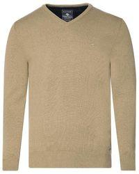 Campbell Sweater - Naturel