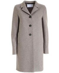 Harris Wharf London - Coat - Lyst