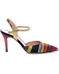 Roberto Festa Shoes With Heel - Blauw