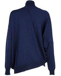 Canali Sweater Azul