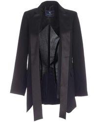 Paolo Fiorillo Capri Double-breasted jacket - Noir