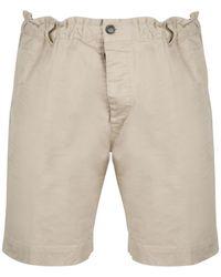 DSquared² Gabardine Shorts - Naturel