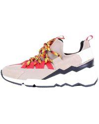 Pierre Hardy Low Sneakers - Naturel