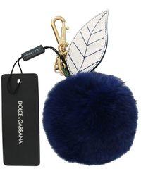 Dolce & Gabbana Keychain - Blauw