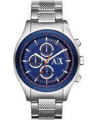 Armani Exchange Watch Ax1607 - Gris