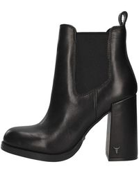 Windsor Smith Wsssorcery boots - Noir
