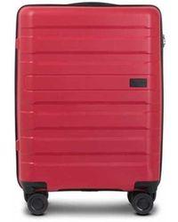 Conwood Santa Cruz 55 Cm Goji Berry Cabin Suitcase - Rood