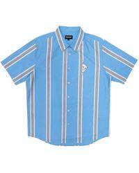 RIPNDIP Striped Shirt - Blauw