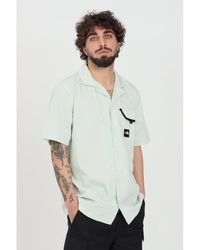 The North Face - Shirt Verde - Lyst