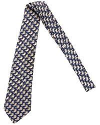 Hermès Tweedehands Pegasus - Blauw