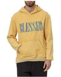 Alchemist Blessed Hoodie Sweatshirt - Gelb