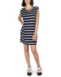 Armani Jeans Dress 3y5a79_5jzfz - Blauw