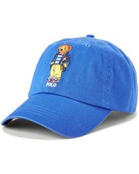 Polo Ralph Lauren Hat - Blauw