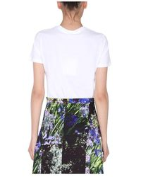 PS by Paul Smith T-Shirt Blanco