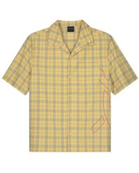 Daily Paper Kovan 56 Shirt - Geel