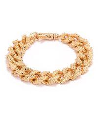 Emanuele Bicocchi Chain Bracelet - Naturel
