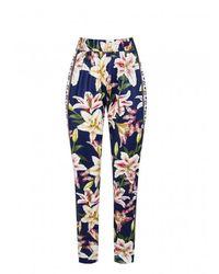 Rinascimento - Pantalone Floreale - Cfc0102265003 - Lyst