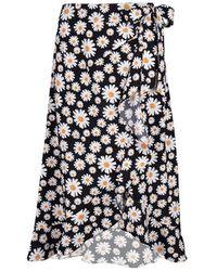 Lofty Manner Skirt - Zwart