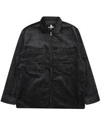 Edwin Radar shirt - ebony - Noir