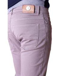 Trussardi Jeans 380 Icon Gris - Morado