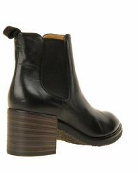 Pomme D'or Boots Negro