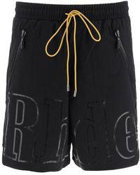 Rhude Shorts - Zwart