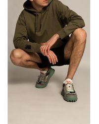 Alexander McQueen - Sudadera con logo Verde - Lyst