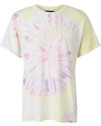 Amiri - Tie-dye Hippie T-shirt - Lyst
