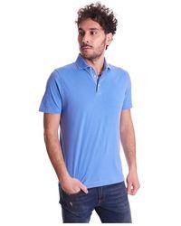 Heritage Polo Shirt - Blau