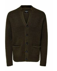 Only & Sons Cardigan - Verde
