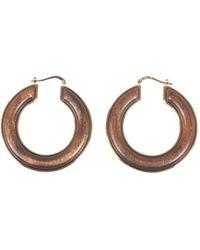 Jil Sander Earrings - Bruin