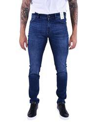 PT01 Jeans Super Slim - Blu