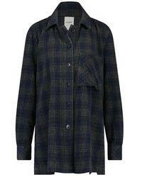 Penn&Ink N.Y Jacket - W21N1036A-55C - Blau