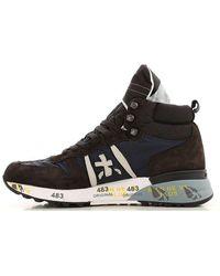 Premiata Jeff Sneakers Negro