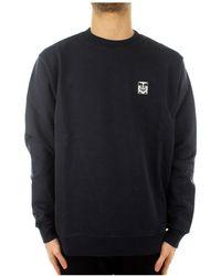 Obey Sweatshirt 112480106 - Blauw